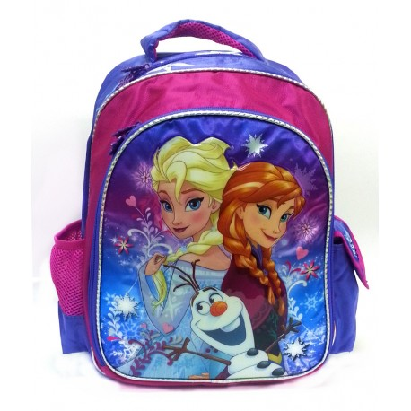 Disney Frozen 16inch Eva School Bag