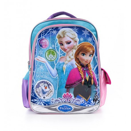 Disney Frozen Winter Magic School Bag