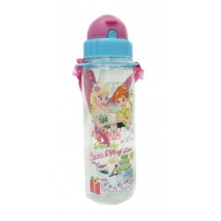 Disney Frozen Gift Of Love 500ml Tritan Bottle With Straw