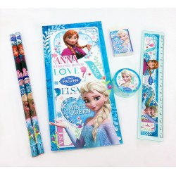 Disney Frozen Winter Queen OPP Stationery Set