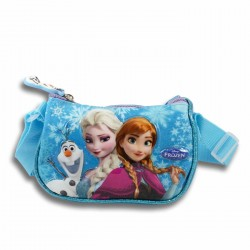 Disney Frozen Sparkling Blue Slide Bag