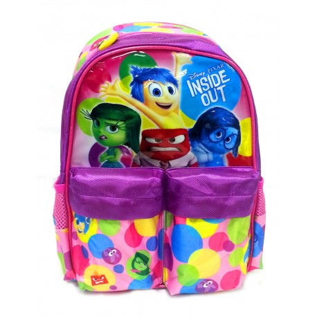Disney Inside Out Pre-School Bag