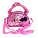 Disney Minnie Mouse Sparkling Stylish Handle Sling Bag