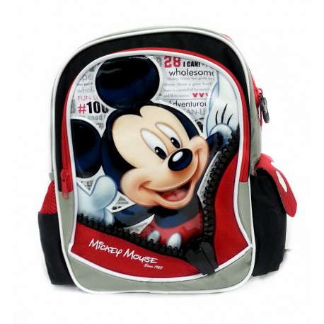 Disney Mickey Mouse Zips 12inch Kids Backpack