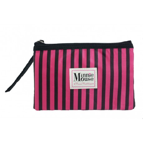 Disney Minnie Mouse Logo Hand Pouch