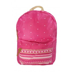 Disney Minnie Mouse Pink Line Teen Laptop Backpack