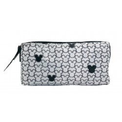 Disney Mickey Mouse Mickey Head One Zip Pencil Bag