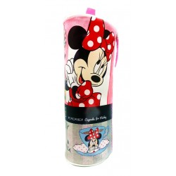 Disney Minnie Mouse Lovely Cupcake Round Pencil Bag