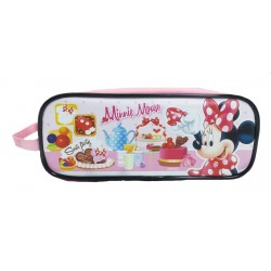 Disney Minnie Mouse Cake Time Square Pencil Bag