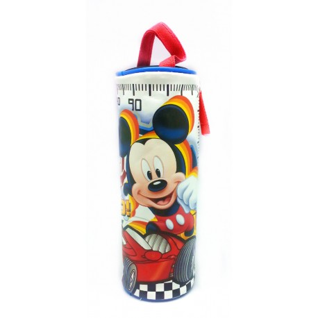 Disney Mickey Mouse Go racing Round Pencil Bag