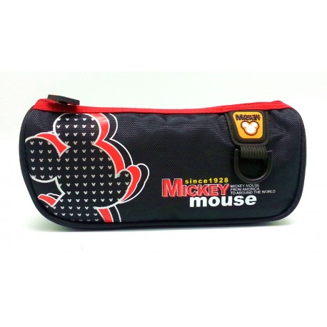 Disney Mickey Mouse Red Head Pencil Bag