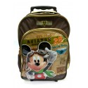 Disney Mickey Mouse 1928 School Trolley Bag Set