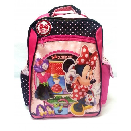 Disney Minnie Mouse Fashion House School Bag
