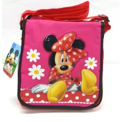 Disney Minnie Mouse Red Lunch Tote Bag
