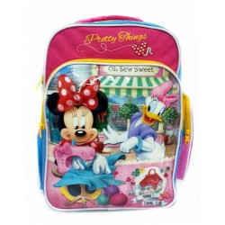Disney Minnie Mouse Sewing Club School Bag