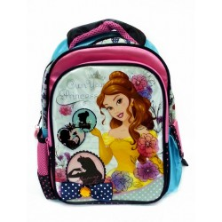 Disney Princess Belle Kids Backpack with Flashing Light Design
