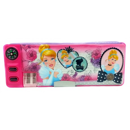 Disney Princess Cinderella Magnetic Pencil Case