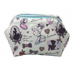 Disney Princess Cinderella Temperament Cosmetic Pouch (1)