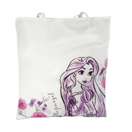 Disney Princess Rapunzel Purple Tote Bag