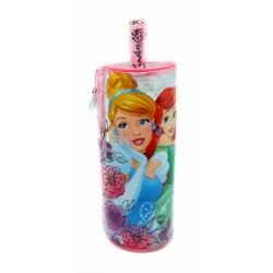 Disney Princess Transparent Round Pencil Bag