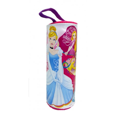 Disney Princess Charming Round Pencil Bag
