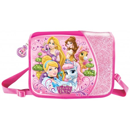 Disney Princess Palace Pets Messenger Bag