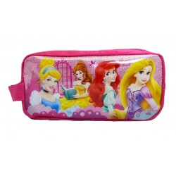 Disney Princess Reading Sparkling Square Pencil Bag