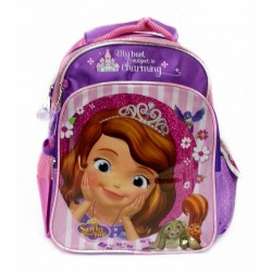 Disney Sofia The First Charming Pre-School Trolley Bag
