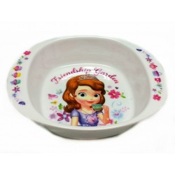 Disney Sofia The First Friendship Garden 6inch Handle Bowl