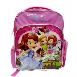 Disney Sofia The First Prefect Day Pre-School Bag