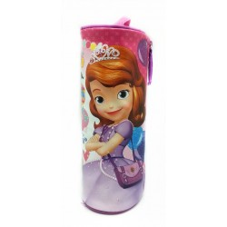 Disney Sofia The First Too Cute Round Pencil Bag