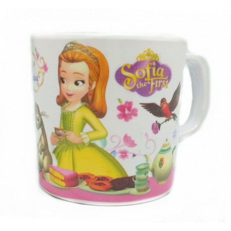 Disney Sofia The First Tea Time 3.5 inch MUG