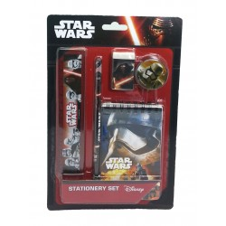 Disney Star Wars 5 In 1 Value Stationery Set