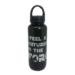 Disney Star Wars Force Word Round Hanger 750ml Tritan Bottle