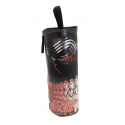 Disney Star Wars Kylo Ren VS Trooper Round Pencil Bag