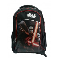 Disney Star Wars Kylo Ren VS Trooper Teen Laptop Backpack