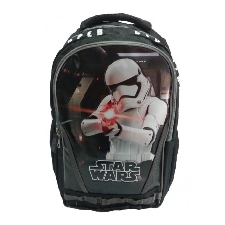 Disney Star Wars Storm Trooper Gun Teen Laptop Backpack