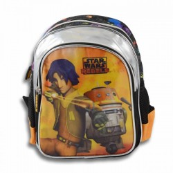 Disney Star Wars Rebel 10 Inch Kids Backpack