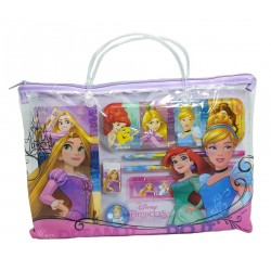 Disney Princess Be Brave Stationery Set With Transparent Bag