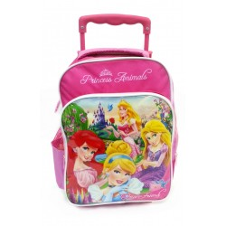 Disney Princess Animals Pre-School Trolley Bag