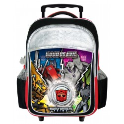 Transformers Good VS Evil Pre-School Trolley Bag