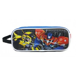 Transformers Mission Accepted Square Pencil Bag