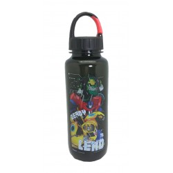 Transformers Ready Lead 750ml Round Hanger Tritan Bottle