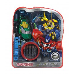 Transformers Autobot 42Pcs Art Set