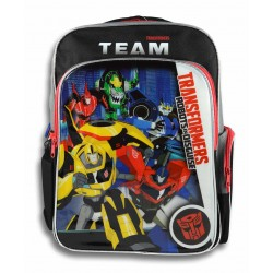Transformers Autobot Team School Bag