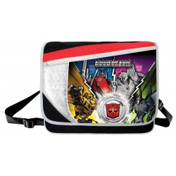 Transformers Good vs Evil Messenger Bag
