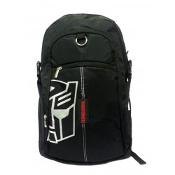 Transformers Logo Teen Laptop Backpack
