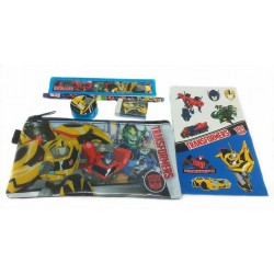 Transformers One Team OPP Stationery Set
