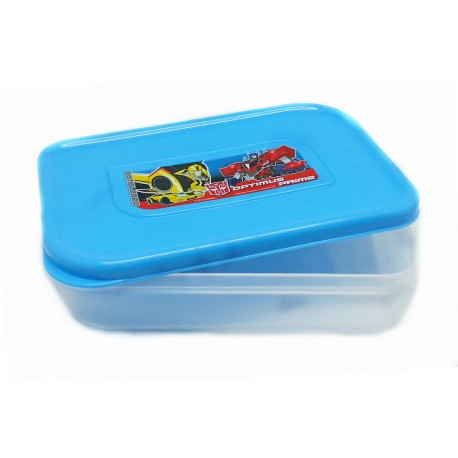 Transformers Prime & Bee Blue Lunch Box