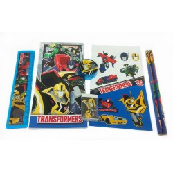 Transformers Team OPP Stationery Set